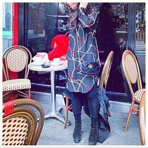 Dresses & Skirts - ✨PARIS✨Gorgeous Parisian print tunic dress